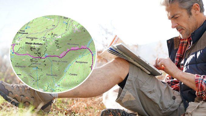 Apprendre à lire une carte IGN